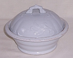 Ironstone Small Covered   Dish � J. & G. Meakin 1870�s