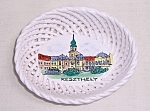 Click here to enlarge image and see more about item TE0940: Keszthely  Dish