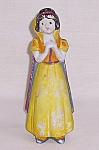 Click here to enlarge image and see more about item TE1006: Borgfeldt, Bisque Walt Disney�s �SNOW WHITE�- 6 �� c. 1937