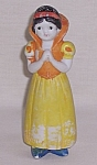 Click here to enlarge image and see more about item TE1007: Borgfeldt, Bisque Walt Disney�s �SNOW WHITE�- 5 �� c. 1937