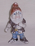 "Borgfeldt, Bisque Walt Disney's ""DOC"" the Dwarf – 4"" c. 1937"