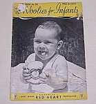 Click to view larger image of 1940 The Spool Cotton Co – Seventh Edition – Woolies For Infants (Image1)
