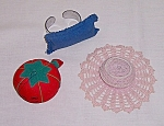 Click to view larger image of 3 Pin Cushions (Image1)