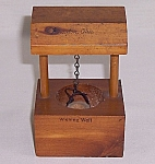 Click here to enlarge image and see more about item TE1100: Dayton Ohio – Souvenir – Wishing Well