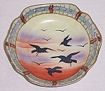Click here to enlarge image and see more about item TE1103: Imperial  Nippon -  Black Birds