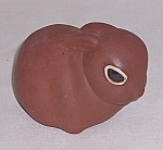 Click to view larger image of Nicodemus Pottery – Cottontail Bunny (Image1)