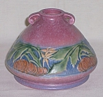 Click here to enlarge image and see more about item TE1412: Roseville Baneda Vase, 603-4