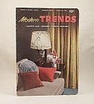 1954 -  Coats & Clark-  Book No. 303 – Modern Trends- Hairpin Lace – Crochet – Swedish Weaving