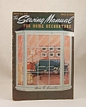 Click to view larger image of Vintage Sewing – 1943 -  The Sewing Manual For Home Decorations – Book No. S-13 (Image1)