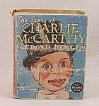 Click here to enlarge image and see more about item TE1488: Big Little Book � 1938 - The Story Of Charlie McCarthy