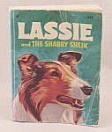 Click here to enlarge image and see more about item TE1489: Big Little Book � 1968 - Lassie & The Shabby Sheik