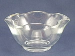 Click to view larger image of Vintage Indiana Glass – Mayonnaise Bowl, Heritage (Image1)