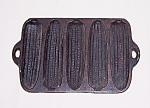 Cast Iron - Five Stick Cornbread / Corn Muffin � Mold