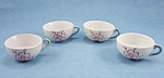4 -Lusterware Cups  - Child's Tea Set