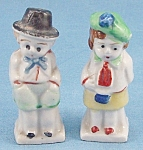 Click to view larger image of Made In Japan – Figurines – Salt & Pepper (Image1)