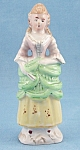 Made In Japan � Figurine � Woman Holding Fan