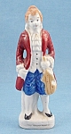 Made In Japan � Figurine � Man With Violin