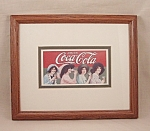 Advertising - Framed Coke / Coca-Cola  Art Print #2