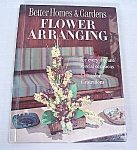 Click here to enlarge image and see more about item TE1819: Better Homes & Gardens Flower Arranging
