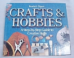 Click here to enlarge image and see more about item TE1822: Readers Digest Crafts & Hobbies