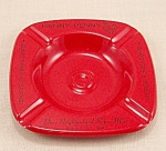 Molded Metal Advertising Ashtray � Henny Penny