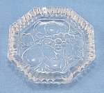 Click to view larger image of Federal Glass Co. – Pioneer – Intaglio Fruit	 (Image1)