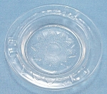 Depression Glass � Hazel Atlas � Triangle Stars � Ashtray/ Coaster