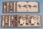 Click here to enlarge image and see more about item TE1879: 11 Antique Stereoview Photo Cards, Underwood & Underwood Publishers