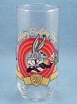 Click here to enlarge image and see more about item TE1940: 1990 Warner Bros. Tumbler – Bugs Bunny – 50th Birthday