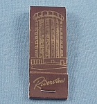 Matchbook – Riverview – Covington, Kentucky