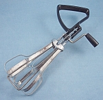 Kitchen Collectible � Ekco � Egg Beater / Hand Mixer - Slant Handle
