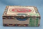 Wood Cigar Box / Small Size / Canaria D�Oro / 50 Babies