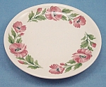 Paden City Pottery � Made In U.S.A. � Shenandoah Ware � Bread & Butter Plate