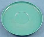 Click to view larger image of Aztec – Melmac –Saucer -  Greenish/Blue (Image1)