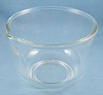 Fire King / Sunbeam / Mixing, Batter Bowl, Spout
