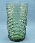 Anchor Hocking Glass Co. – Soreno, Highball Tumbler – Avocado