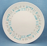 Royal China � Blue Heaven � Dinner Plate