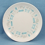 Royal China – Blue Heaven – Bread & Butter Plate - A