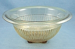 Click to view larger image of Amber Paneled Mixing Bowl (Image1)