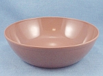 Click to view larger image of Melmac/ Melamine  - Serving Bowl - Brown	 (Image1)