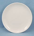 Russel Wright � Iroquois � Casual -  Sugar White � Bread & Butter Plate