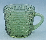 Anchor Hocking � Soreno �  Punch Cup � 1960�s Avocado