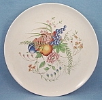 Universal China  - Ballerina � Fruit & Floral Center � Dinner Plate