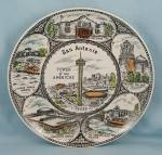 Click to view larger image of  San Antonio, Texas - Collector/ Souvenir Plate (Image1)