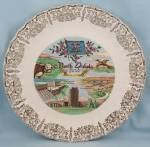 State of North Dakota - Collector Plate