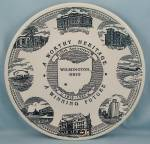 Wilmington Ohio � 175th Anniversary 1985 -  Collector Plate