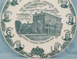 Click to view larger image of The Golden Lamb, Lebanon, Ohio - Collector/ Souvenir Plate (Image4)