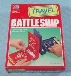 Click to view larger image of Travel Battleship, Milton Bradley, 1989 (Image2)