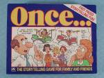 Click to view larger image of Pizazz Games, Once� The Story Telling Game, Golden, 1987, NIB (Image2)