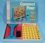 Click to view larger image of Connect Four Checkers Game, Milton Bradley, 1979 (Image3)